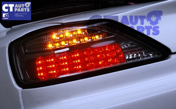 Jdmaccessories Ct 381 Nissan Silvia S15 200sx Smoke