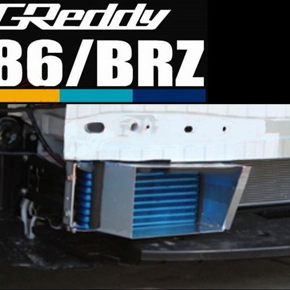 TRUST GReddy Air Guide To Suit BRZ GReddy Oil Cooler Kit for BRZ ZC6
