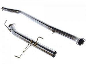 DMAX Stainless Steel Exhaust -Single Straight Pipe Style - S13/180SX