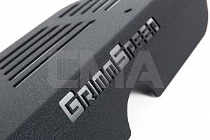 Grimmspeed Alternator Cover (Subaru) - Black