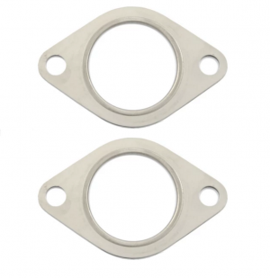 Grimmspeed Exhaust Manifold to Crosspipe Gasket - Pair (Subaru)