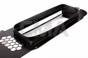 Grimmspeed Top Mount Intercooler Splitter (WRX/STi 03-05) - STi Scoop