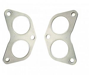 Grimmspeed Exhaust Manifold to Head Gasket - Dual Port Collectors - Pair (Subaru)