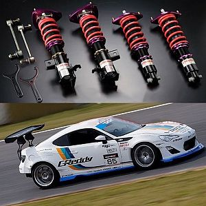 TRUST GReddy Performance Damper Type S for SUBARU BRZ DBA-ZC6 FA20
