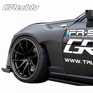 TRUST GReddy Rocket Bunny Ver.1 Front Over Fenders TOYOTA 86 ZN6 FA20