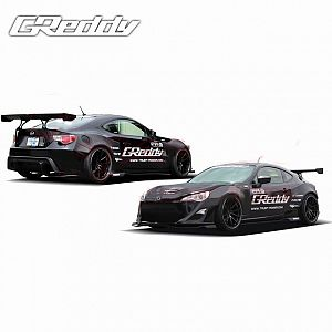 TRUST GReddy Rocket Bunny Ver.1 Full Body 5 Piece Aero Kit 86 ZN6 FA20