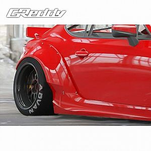 TRUST GReddy Rocket Bunny Ver.2 Rear Over Fenders for SUBARU BRZ ZC6