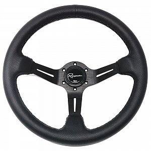 Renown Chicane Dark Steering Wheel