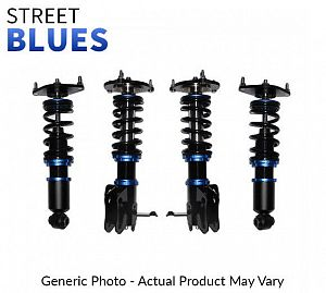 MCA Street Blue Series Coilovers (WRX 08-14)