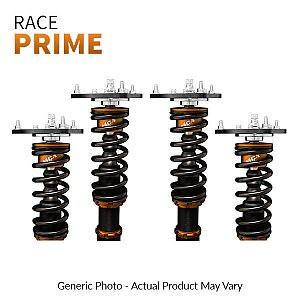 MCA Race Prime Orange Series Coilovers (STI 15+)
