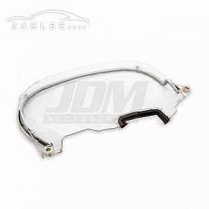 ZAKLEE Clear Timing Belt Cover for LANCER EVOLUTION EVO5 CP9A 4G63