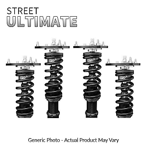 MCA Street Ultimate Grey Series Coilovers (CL Accord)