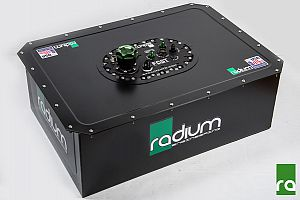 "Radium Fuel ""RACE SAFE"" Cell Set up 10 Gallons with Surge Tank Walbro 460s (Pump Not Incl)"