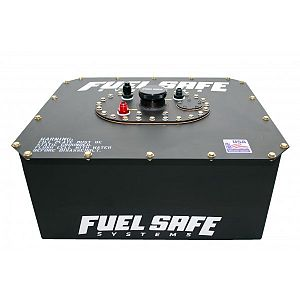 Radium Fuel Safe Enduro FIA Approved Fuel Cell with Radium FCST Surge Tank BLACK suit Walbro 460s