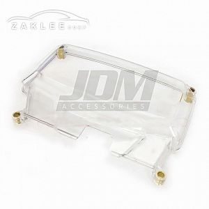 ZAKLEE Clear Timing Belt Cover for TOYOTA MR2 AW11 4AG FF models