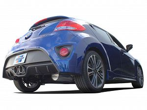 GReddy Supreme SP Exhaust 2011-16 Hyundai Veloster
