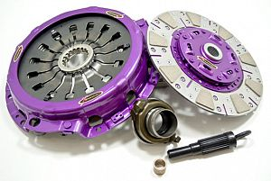 Xtreme Heavy Duty Button Clutch Kit - Nissan Skyline R32/R33/C34 GTR/Stagea & R34 GT-T (Pull Type)