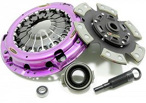 Xtreme Heavy Duty Button Clutch Kit (Dual Mass) - Nissan S15 Silvia (6 Speed)