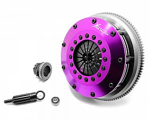 Xtreme Twin Plate Race Clutch 200mm (Solid Ceramic Centre) - Nissan S13/S14 Silvia & 180SX/200SX (SR20DET)