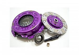 Xtreme Heavy Duty Cushion Button Clutch Kit - Mitsubishi Lancer Evo 7 CT9A