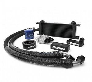 Perrin Oil Cooler Kit (WRX 01-05/STi 01-16)