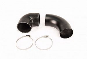 "Process West Air Intake Muffler Delete for Ford Falcon FG w/ 4"" Turbo Inlet"