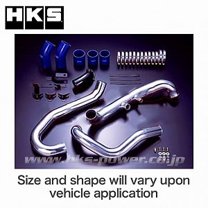 HKS Intercooler Piping Kit for MITSUBISHI LANCER EVO8 CT9A 4G63