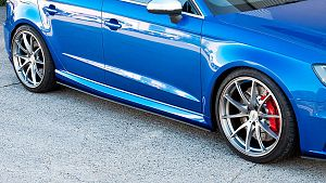 Audi RS3 8V PFL Hatch Side Splitter