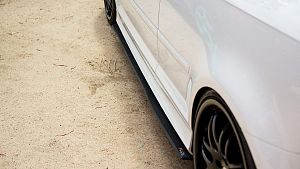 Audi S3 8P/8P2 Side Splitter