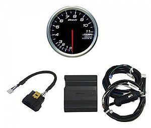 Defi CAN Driver & ADVANCE BF 60mm Tachometer Set White