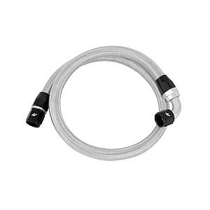 Mishimoto 3ft Stainless Steel Braided Hose w/ -10AN Fittings
