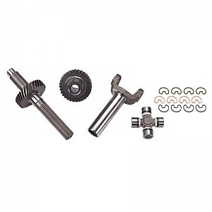 IAG Performance Chromoly Transfer Gears For 1:1 Transmission (02-05 STI 6-Speed)