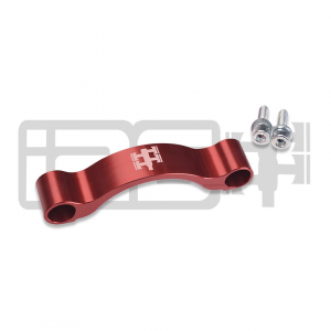 IAG Timing Belt Guide (01-14 WRX/02-18 STI/04-09 LGT/03-08 FXT) - Red Finish