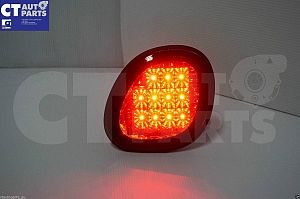 Clear Red LED Trunk Lights For 98-05 Lexus Gs300 Gs400 Gs430
