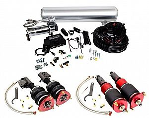 Airlift 3P Complete package Air Suspension Kit - Subaru 2008-2014 WRX STI
