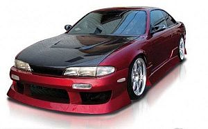 Jdm Clear Front Corner Indicator Lights For 93-96 Nissan Silvia S14 200sx S1