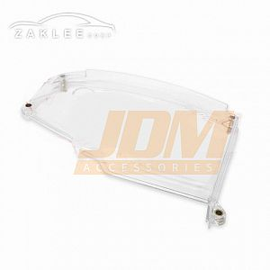ZAKLEE Clear Timing Belt Cover for TOYOTA MR2 SW20 3S-GTE