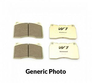 Winmax Brake Pads - W1 Front (Silvia S13)