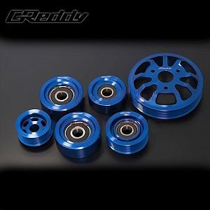 TRUST GReddy Aluminium Pulley Full Kit for SUBARU BRZ ZC6 2012/3- FA20