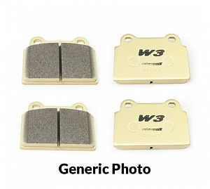 Winmax Brake Pads - W3 Rear (BMW E90/E92/E93 M3)