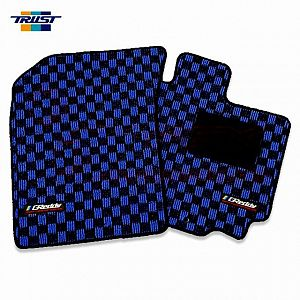 TRUST GReddy Floor Mat Front & Rear Set Blue for SUZUKI SWIFT ZC32S