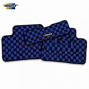 TRUST GReddy Floor Mat Rear Set Blue for SUZUKI SWIFT SPORT ZC32S