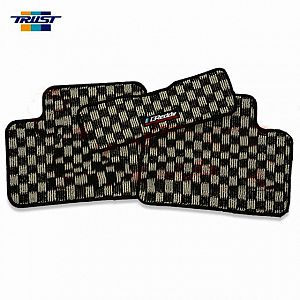 TRUST GReddy Floor Mat Rear Set Grey for SUZUKI SWIFT SPORT ZC32S