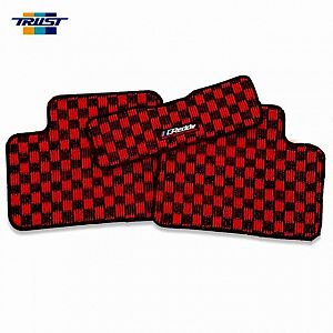 TRUST GReddy Floor Mat Rear Set Red for SUZUKI SWIFT SPORT ZC32S