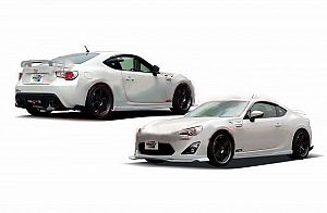 TRUST GReddy Gracer 3 Piece Aero Kit for SUBARU BRZ ZN6 FA20