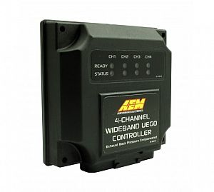 AEM 4-Channel Wideband Air/Fuel UEGO Controller
