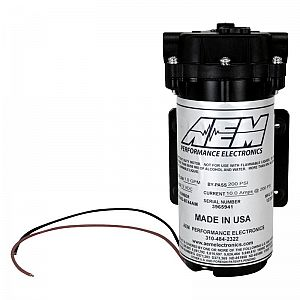 "AEM Water/Methanol Injection 200psi Recirculation Pump w/ 3/8 "" NPT Fittings"