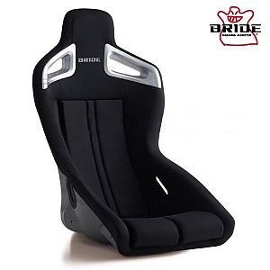 BRIDE A.i.R. Black Full Bucket Seat