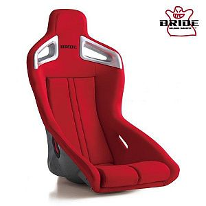 BRIDE A.i.R. Red Full Bucket Seat