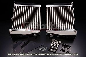 TRUST GReddy Intercooler Kit  SPEC-R HG  GT-R R35 2007/12 - VR38DETT